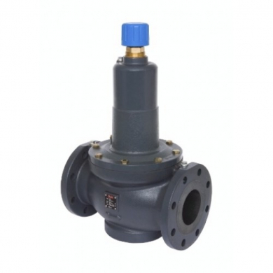 Балансировочный клапан Danfoss ASV-PV, Ду=80 мм, 0,35-0,75 бар  - фото