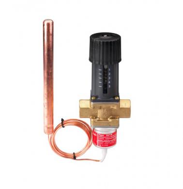 Регулятор температуры Danfoss AVTB , Ду = 20 мм, 30–100 ºС  - фото