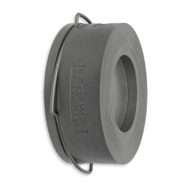 Клапан обратный Gestra RK76,  корпус хромистая сталь 1.4107, PN 40, Tmaх=300°C  - фото