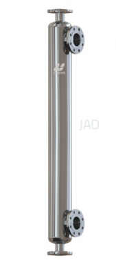 Теплообменник кожухотрубный Secespol JAD (K) 15.177.10.75  - фото