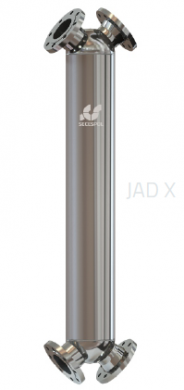 Теплообменник кожухотрубный Secespol JAD X(K) 12.114.08.50  - фото