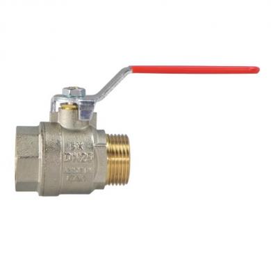 Полнопроходной шаровой кран IVR 956 - Соединения H/B  - фото