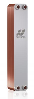 Теплообменник паяный Secespol, LC170  - фото