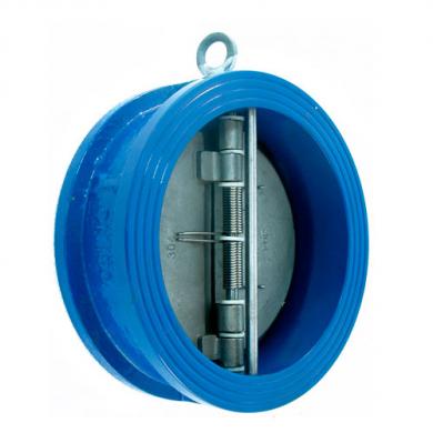Обратный клапан TIS C084 межфланцевый  - фото
