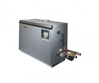 Промышленный газовый котёл LAARS PENNANT Hydronic Modulating 2000  - фото