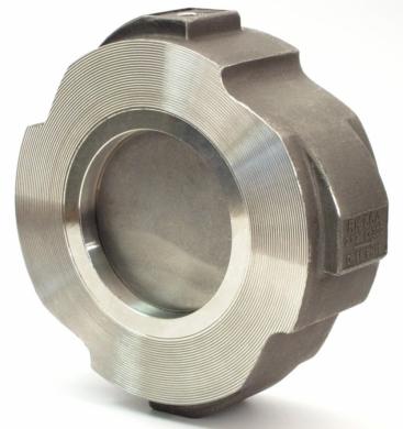Клапан обратный Gestra RK86A,  корпус н/ж сталь 1.4408 PN40, Tmaх=550°C  - фото
