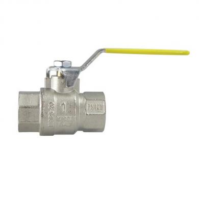 Полнопроходной шаровой кран для газа IVR 100 - cоединения B/B  - фото