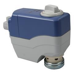Электропривод для короткоходовых седельных клапанов, Siemens SSC319  - фото