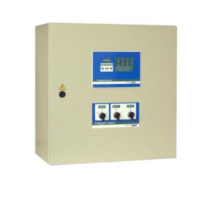Щит управления и автоматики AKN STANDART-2-18.5 (SS*)  - фото