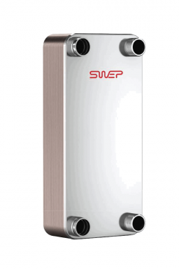 Теплообменник SWEP B120  - фото