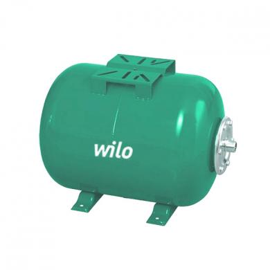 Расширительный мембранный горизонтальный бак Wilo-U 24 h/16 бар / 70°С  - фото