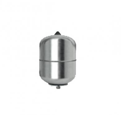 Расширительный мембранный бак Wilo-A Inox AISI 304, 24/10 бар / -10...+100°С  - фото
