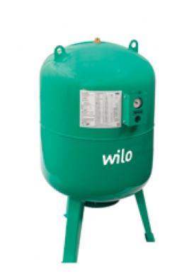 Расширительный мембранный бак Wilo-U 2500/10 бар / 70°С  - фото
